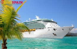 Cruise passengers spend on average 518 euros each in Barcelona